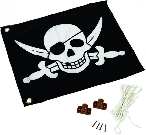 Piratenflagge 55 x 45 cm