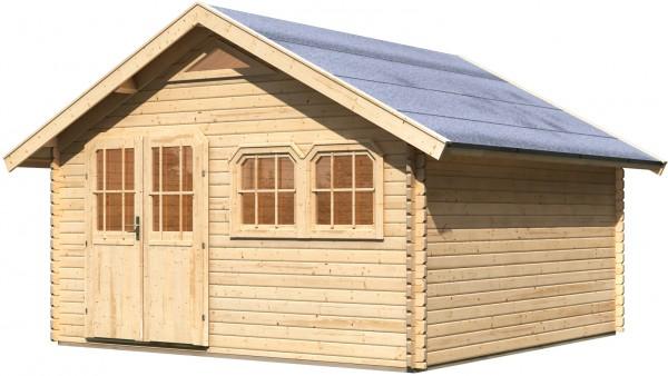 Gartenhaus DODERIC 5 40 mm 4,17 x 4,17 m