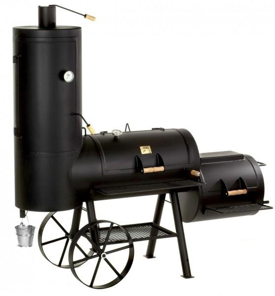 JOE´S Barbeque Smoker® CHUCKWAGON® Catering