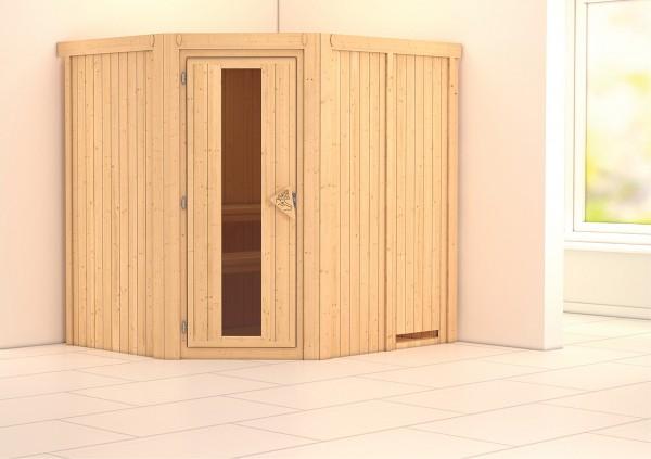 Sauna SIIRIN 1,96 x 1,70 m