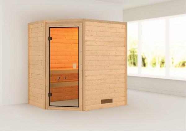 Sauna CILJA 1,96 x 1,46 m