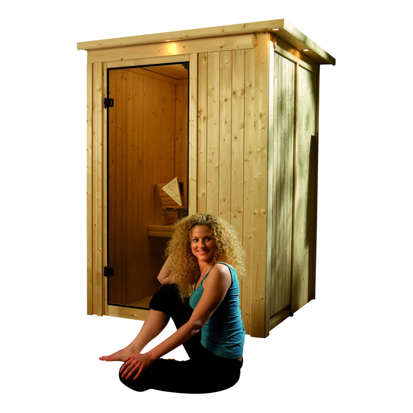 sauna lenja 230v energiespar sauna saunakabinen sauna wellness. Black Bedroom Furniture Sets. Home Design Ideas