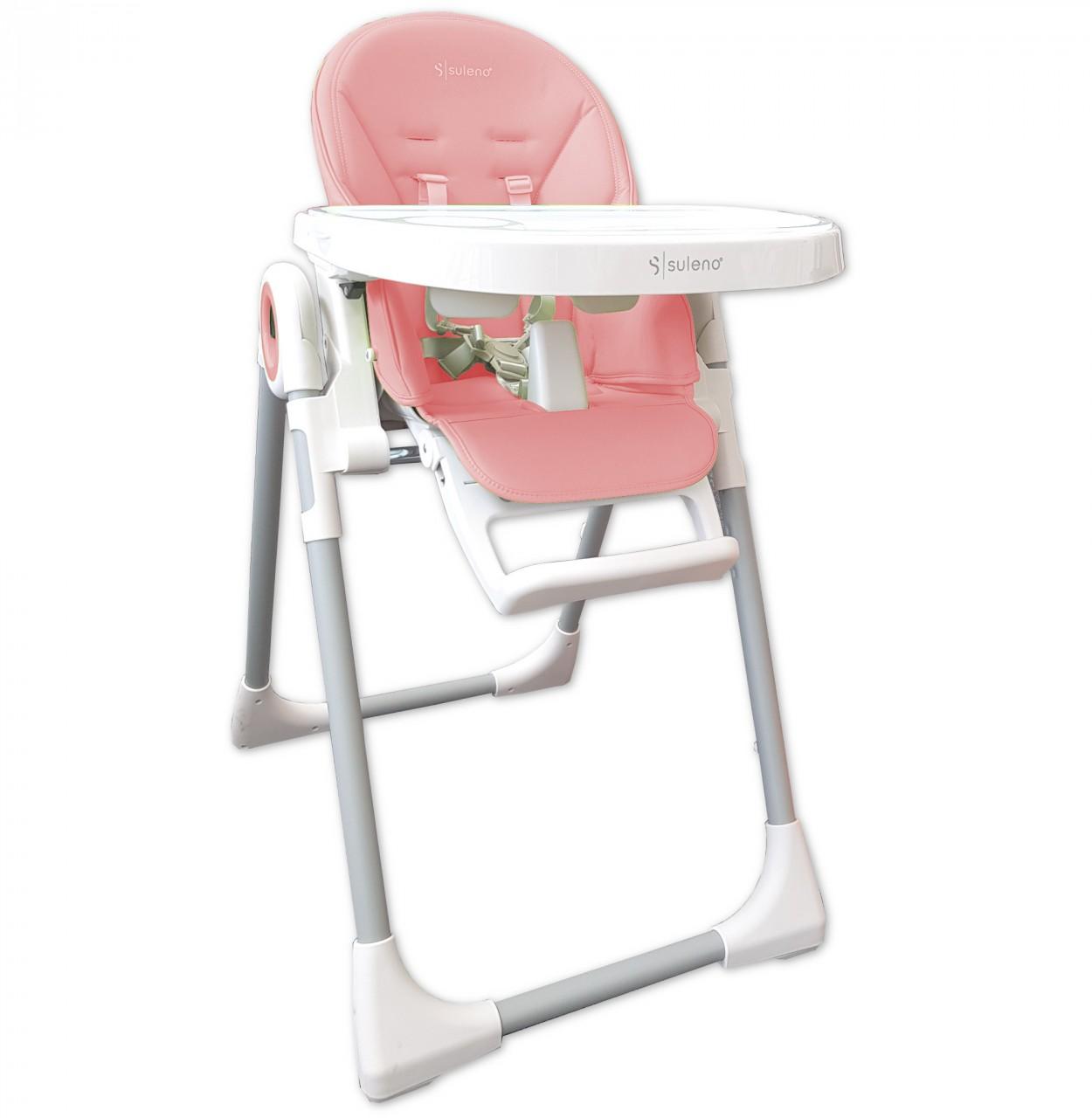Kinderhochstuhl LOVIS - Pink