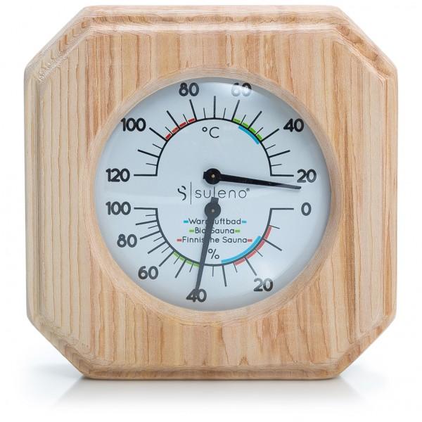 Sauna Klimamesser 2in1 Thermometer/Hygrometer