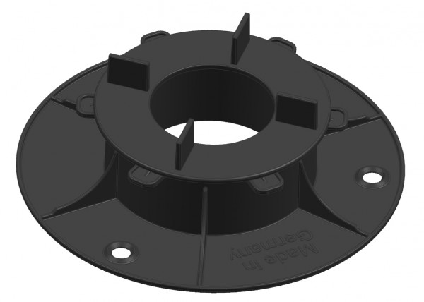 Terrassenlager BASEDECK FUGENKREUZ Stellfüße verstellbar 40-250 mm