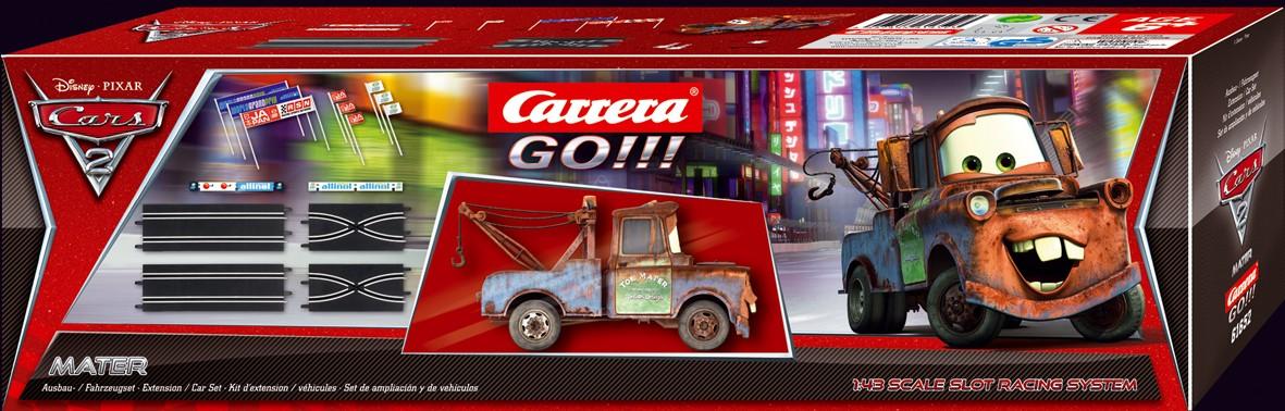 Disney/Pixar Cars Ausbau- / Fahrzeugset Hook
