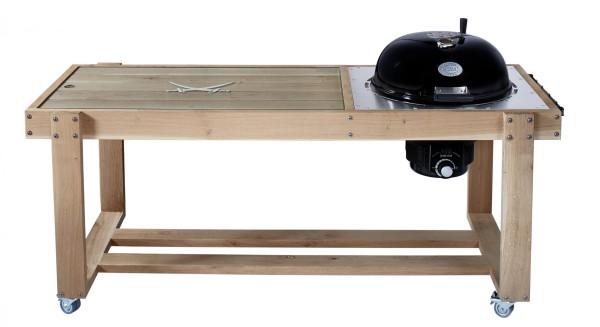 Kugelgrill No. 1 F60 Sansibar mit Plankentisch