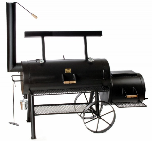 JOE´S Barbeque Smoker® 20 CHAMPIONSHIP LONGHORN