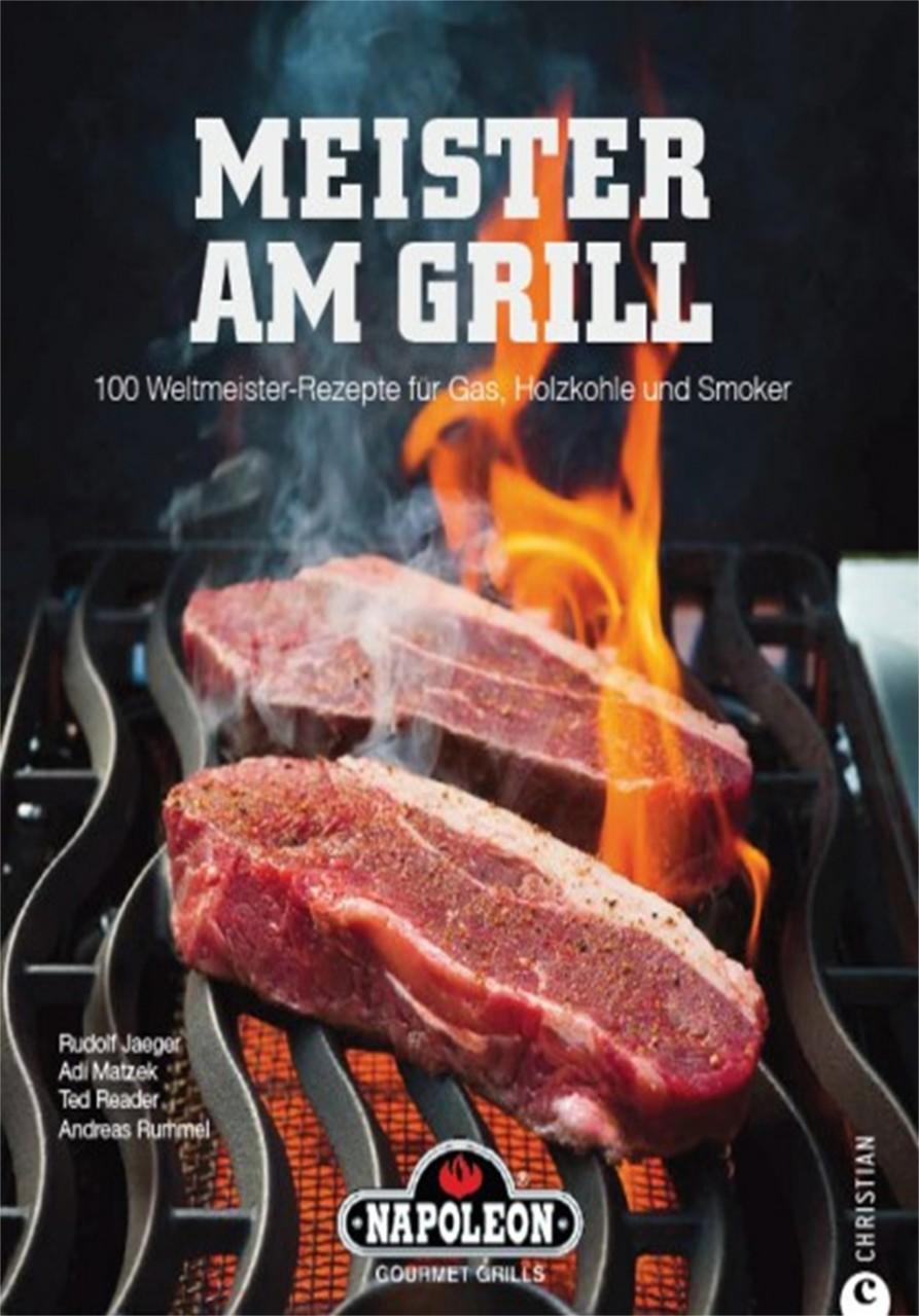 Grillbuch: Meister am Grill