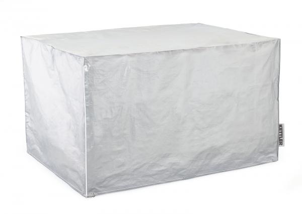 Abdeckhaube für Tisch 140x95 cm und 4 Stühlen
