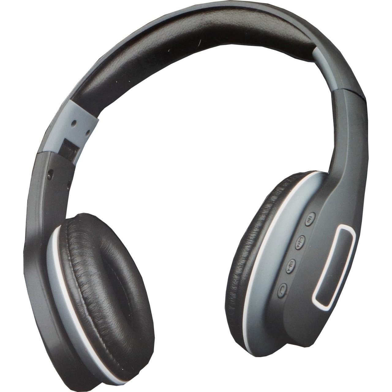 Kopfhörer Bluetooth SILVER EDITION - Grau