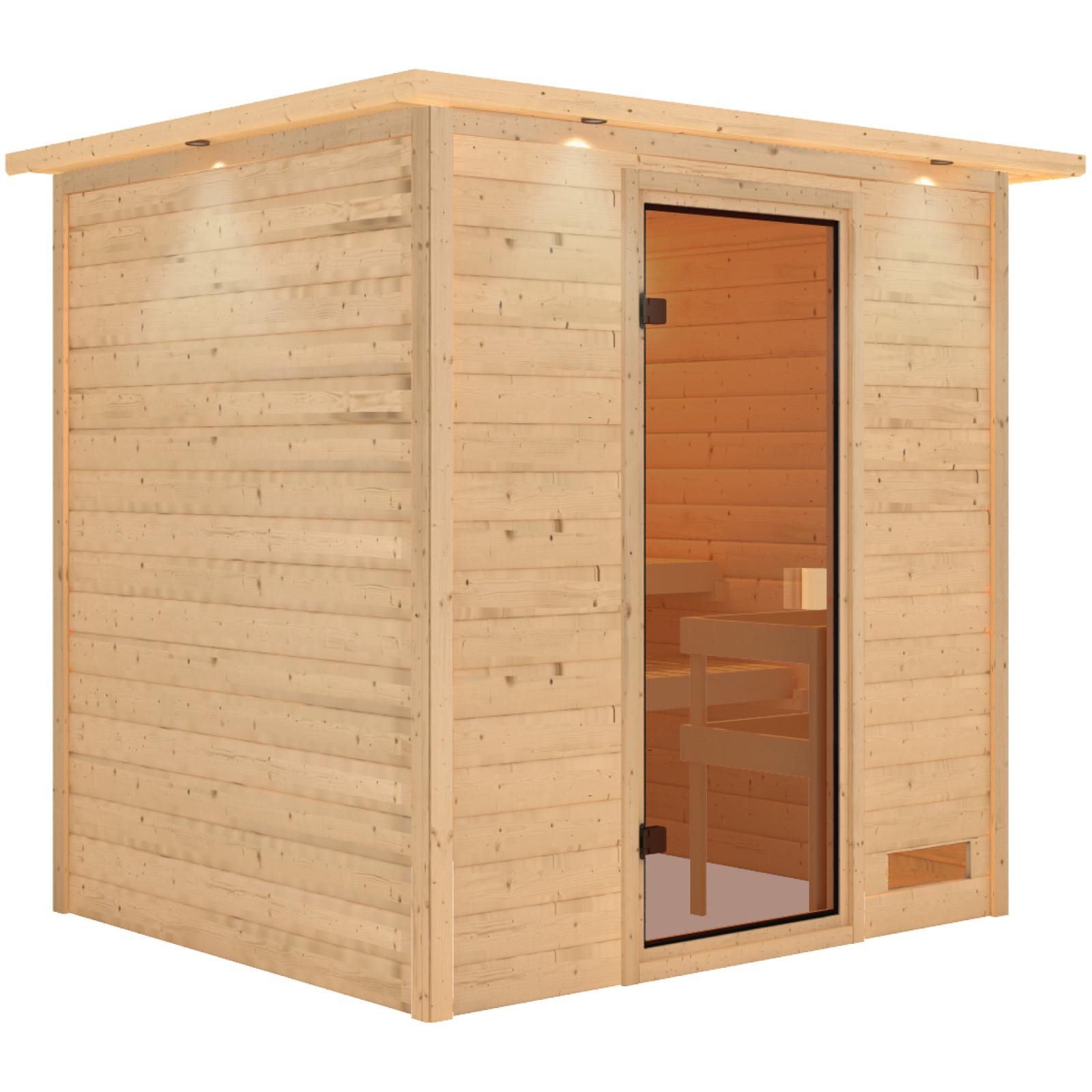 Saunakabinen | Sauna & Wellness | Demmelhuber.net
