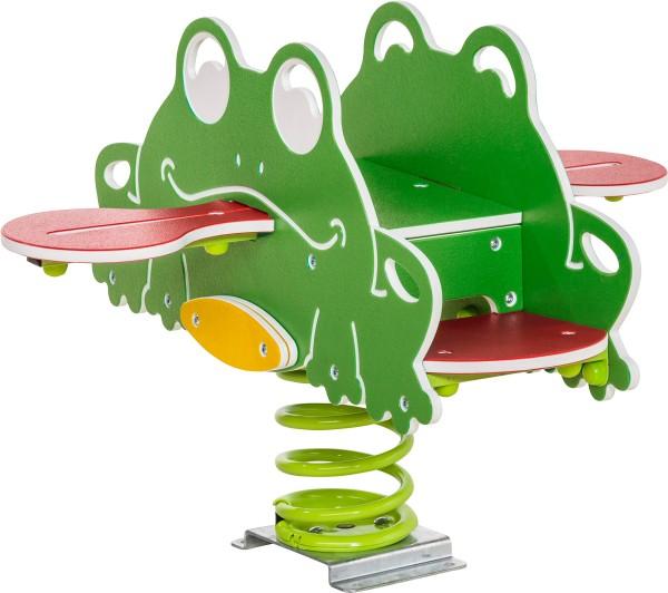 Federtier Frosch - FROG QUARTET