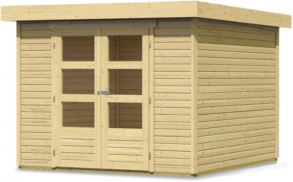 Gartenhaus ASKOLA 4 19 mm 3,02 x 2,17 m