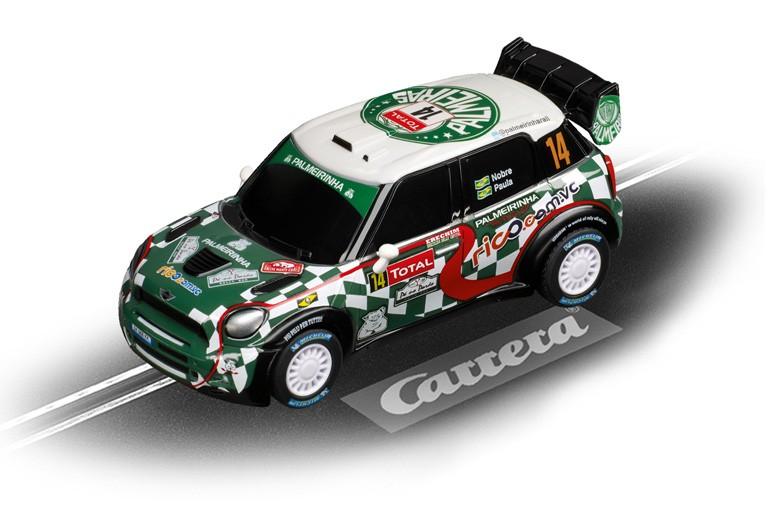 Fahrzeug MINI Countryman WRC Equipe Palmeirinha...