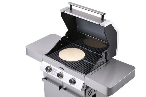 Rösle Gasgrill Angebot : RÖsle pizzastein vario sansibar Ø 30 cm für gasgrill bbq station