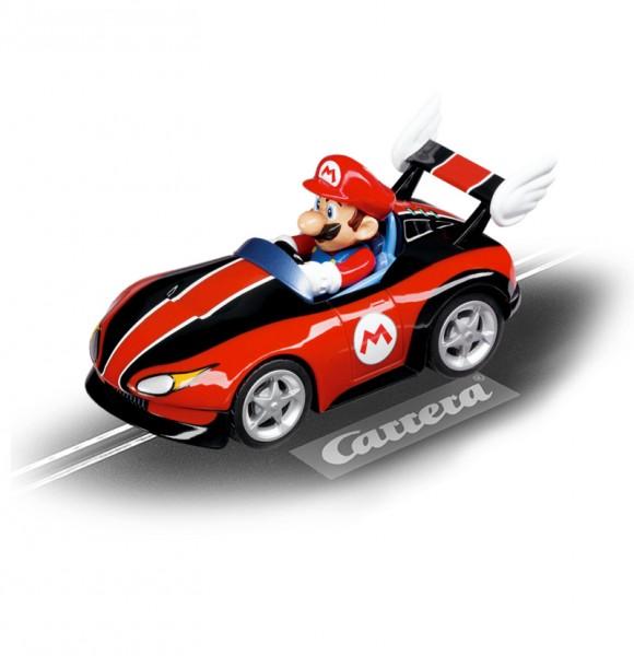 Auto GO!!! MARIO KART WII WILD WING + MARIO